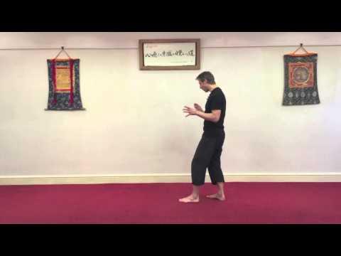 New Balance video with Danny Bridgeman - Strength - Suppleness & Balance