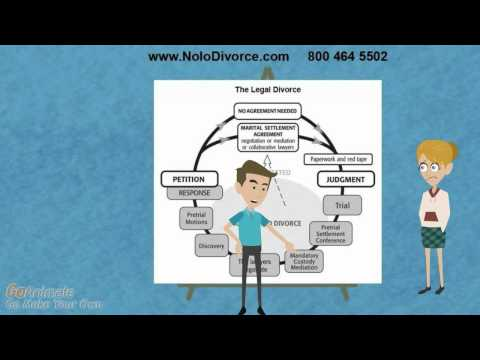 How To Get Divorced - Steps to Getting a Divorce