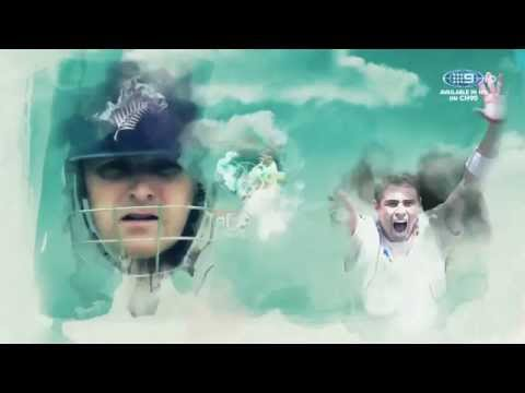 Channel 9 Cricket intro  2015/16 Australia v New Zealand 3rd Test