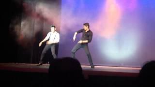 Dhoom Bros dance at UH PSA 2014