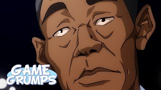 Game Grumps Animated - Obama the Game Grumps Fan