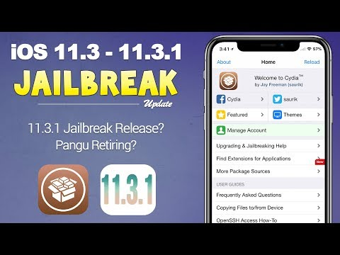 iOS 11.3 - 11.3.1 Jailbreak: New Demo Shown! Public Release Soon? | JBU 53