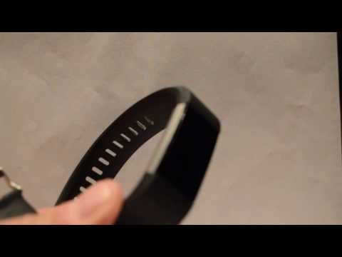 Replace a Band on a Fitbit Charge 2