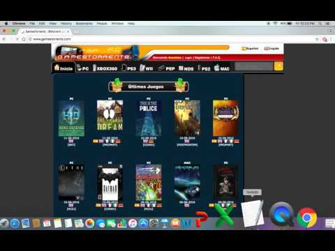 HOW TO GET ALL GAMES AVAILABLE ON MAC OS FOR FREE(TORRENT)
