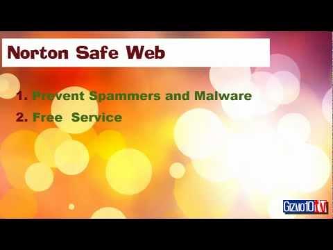 Scan suspicious links on facebook with norton safe web