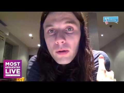 James Bay MRL Ask Anything Chat w/ Romeo (Full Version)
