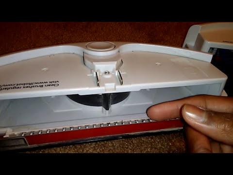 [16] iRobot Roomba AeroVac bin vs the Standard bin