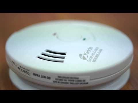 Kidde - Smoke and carbon monoxide alarm (by 8mile)