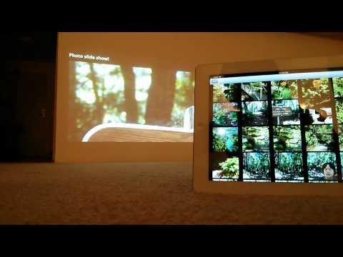 Photo Screen App for Chromecast and iPad