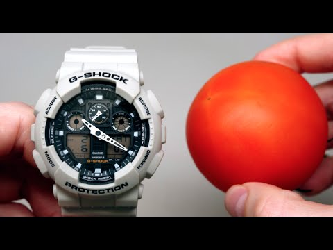 HOW TO SET YOUR TIME ON A CASIO G-SHOCK IN 10 SECONDS