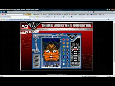 Beaver thumb wrestling federation