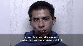 Gangs of Guatemala produce children of violence