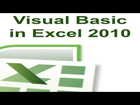 Excel 2010 VBA Tutorial 93 - ADODB - Connecting to a Spreadsheet