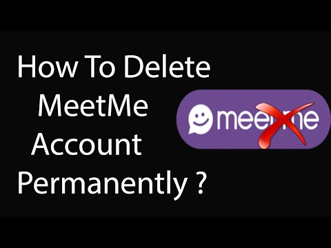 How To Delete or Deactivate MeetMe Account Permanently On Mobile ?
