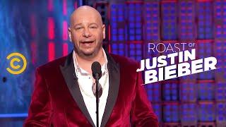 Roast of Justin Bieber - Jeff Ross - Justin