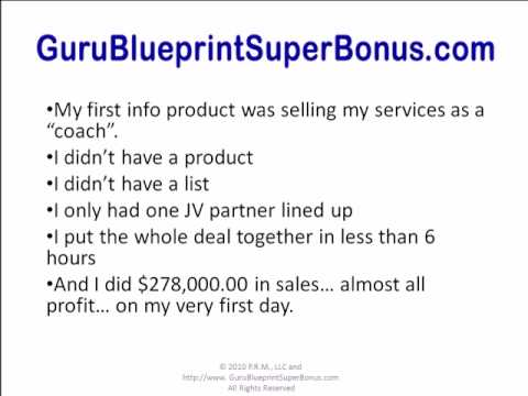Info Products Can Make You Rich