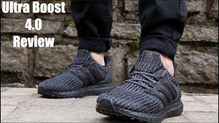 los angeles f43a4 0c859 Adidas Ultra Boost 4.0 Triple Black Videos - 9tube.tv