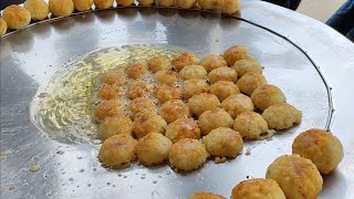 Aloo Tikki Stuffed with Badam & Pista | Special Tikki Chaat | Indian Street Food