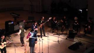 "TECHUNG Live at Carnegie Hall ""Snow Lion Of Peace"" Tibet House Benefit 3/11/14"