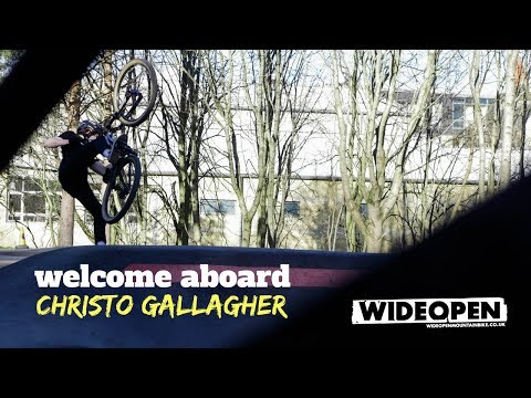 Christo Gallagher | Welcome to Team Wideopenmag
