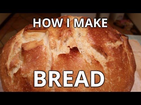 How I make Bread