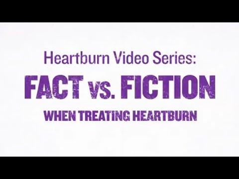 Heartburn Symptoms, Causes and Remedies: Fact vs. Fiction | Prilosec OTC