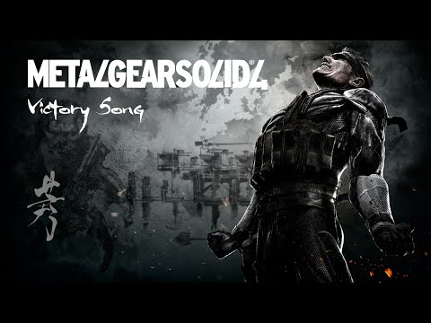 Metal Gear Solid 4 - Victory Song