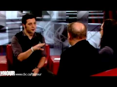 Rush on The Hour with George Stroumboulopoulos