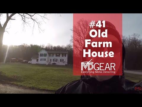 Metal Detecting, 12.6.15 Old Farmhouse Hunt - MDgear com