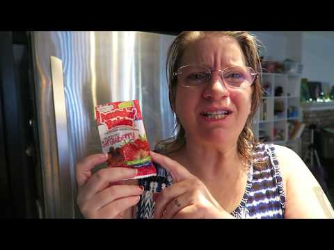 Amazing Fruit Products Amazin Raisin Strawberry Infused
