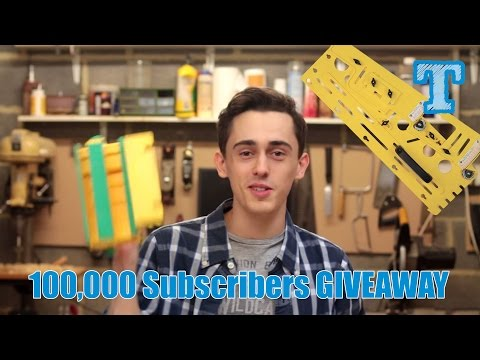 100,000 Subscribers GIVEAWAY! (NOW ENDED)