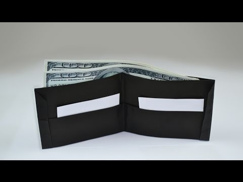 Origami: Wallet - Instructions in English (BR)
