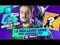 #5 QUALIFICATION SOLO FINALE WORLD CUP ► LA MEILLEURE ARME DES JOUEURS PRO - partie 3