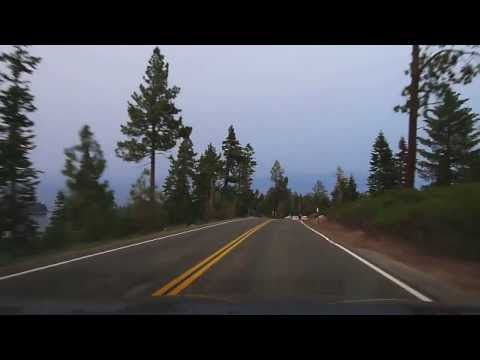 Driving PoV from San Francisco to Lake Tahoe...