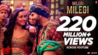 Download Milegi Milegi Video Song |  STREE | Mika Singh | Sachin-Jigar | Rajkummar Rao, Shraddha Kapoor
