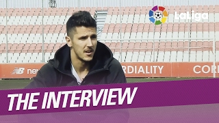 The interview: Stevan Jovetic, Sevilla FC player