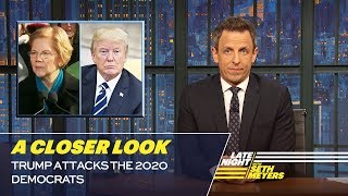 Download Trump Attacks the 2020 Democrats: A Closer Look Video