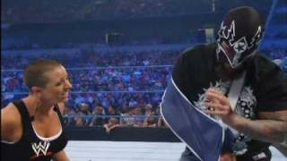 Rey Mysterio Gets his Ankle Locked by Jack Swagger & Kane gets proof about CM Punk