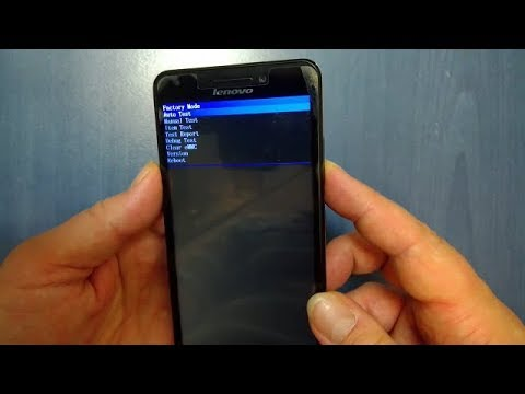 Two methods to reset the Lenovo A5000 reset emmc