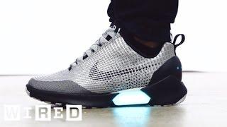 Meet the HyperAdapt, Nike