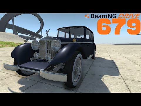 BEAMNG DRIVE #679 | Auriga Heron 1927 | Let's Play BeamNG Drive mit GCG [Alpha] [HD]