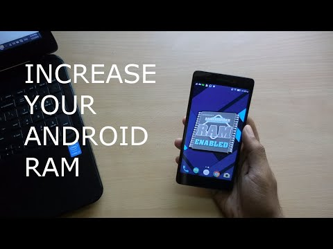 How To Increase RAM On Your Android Smartphone-Upto 4GB