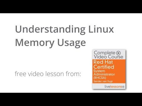 Understanding Linux Memory Usage - RHCSA Tutorial