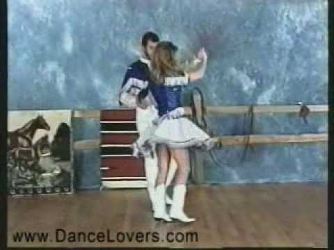 Learn to Dance the Country Two Step - Volume 3 - Ballroom Dancing