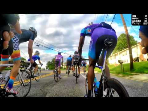 HD Cycling Training - 1 Hour Fast Group Ride (Trainer/Rollers)