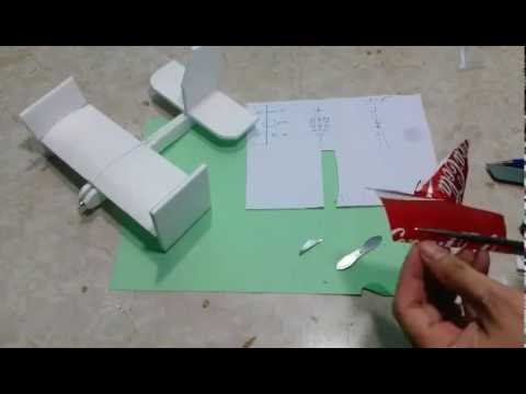 how to make model airplanes use a motor and very good flight [newcd]