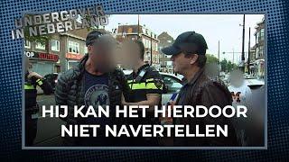 Eigenaar Rotterdamse sportschool opgepakt door politie   Undercover in Nederland