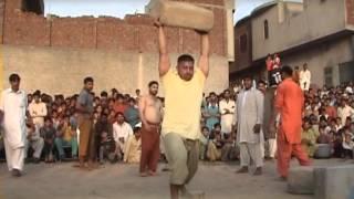 Rustm Pakistan Zahid urf Jai Pehlwaan From Gujranwala