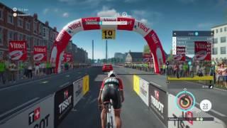Tour De France 2017 - PS4 - Stage 1 -[ Düsseldorf - Düsseldorf ] Time Trial