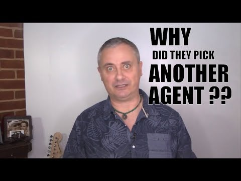 REAL ESTATE TIPS FOR AGENTS: Why Did They Pick Another Agent? - Borino Success Coaching